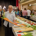 Ron Sprod and his Carrots and Parsnips