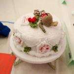 Wool-Cake by Gloria Jackson