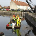 canal clean up