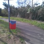 Bin i) Elmwood Avenue Hamp path