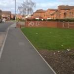 Location 6 Manley garden
